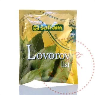 Safram Lovorov List   Laurierblad Safram   10G