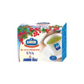 Amer Thé Uva & Amer | Amer Caj | 30G