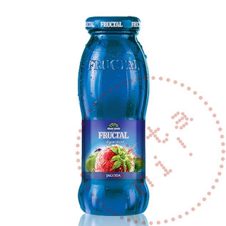 Fructal Fructal | Strawberry | 200ML