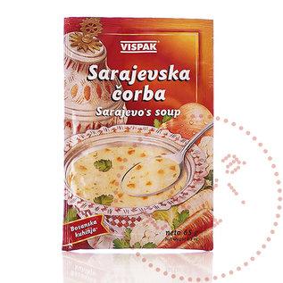 Vispak Sarajevska corba | Typisch Bosnische Soep | 65G