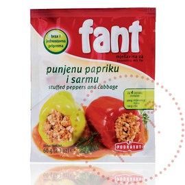 Podravka Podravka | Fant punjenu papriku i sarmu Poivrons farcis Chou | 60G