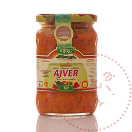 Vipro Ajvar Vipro | Pittig | 580ML