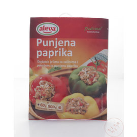 Aleva Stuffed pepper supplement Aleva | 60G