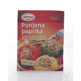 Aleva Supplement voor gevulde paprika's Aleva | 60G