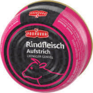 Podravka Rindfleischpastete | Juneca Pasteta Podravka | 95G