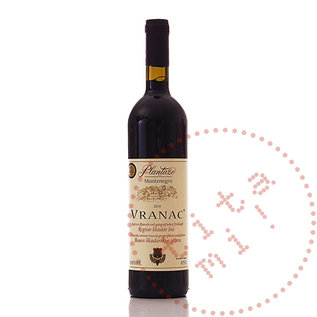 Vranac Wijn | Crnogorski Plantaze | 2013 of 2012 0.75L
