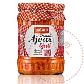 Natura Natura Ajvar   Spicy   580G