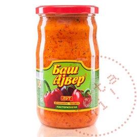 Bas Ajvar Bas | Spicy | 660G