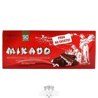 Mikado Sweets   Schokolade   225G