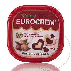 Eurocrem Eurocrem Choco | Beker | 500G