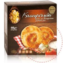 Klas Burek Krompirusa | Klas Kartoffel | 440G