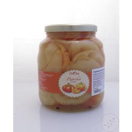 DoOra Sliced Peppers | Doora Paprika Rezana | 1600G / 850G