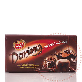 Kras Dorina | Dark Chocolate | 200G