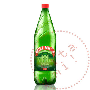 Knjaz Milos Knjaz Milos | Natürliches Mineralwasser | 1,5 l