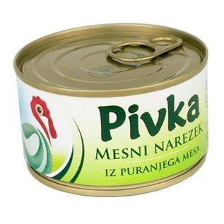 Pivka Narezak Kalkoen broodbeleg   Pureci Pivka   150G