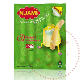 Pivka Njami Hühnerwürste | Ohne E | 200G