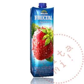 Fructal Fructal Nektar | Strawberry | 1L