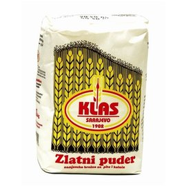 Klas Farine de blé T-400 | Zlatni puder brasno | 2 kg