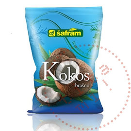 Safram Kokos Brasno | Kokosmehl | Safram | 200G