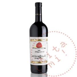 Grande réserve de Tvrdos | Vin rouge Vranac 14,5% | 2009 0,75 L