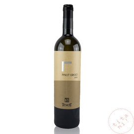 Temet Pinot Grigio  | Vinarija Temet | 2013 0.75L