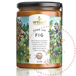 Vrtlari Vijgen Jam | Fig Extra Jam | 430G