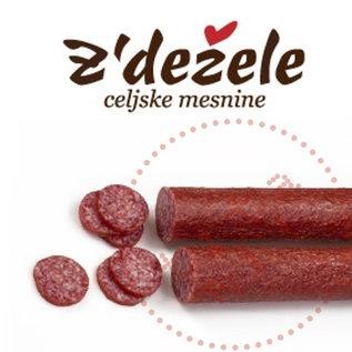 Zdezele Cajna kobasica Z'Dezele | Teewurst | 560G