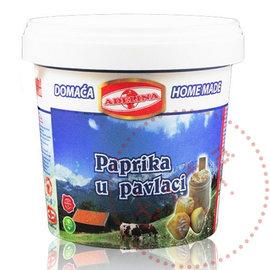 Bell pepper in cream | Adelina | 800G