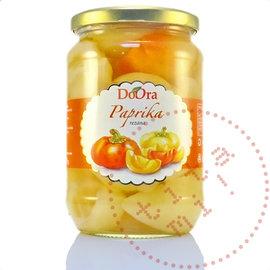 DoOra Sliced Peppers | Doora Paprika Rezana | 670 / 360G
