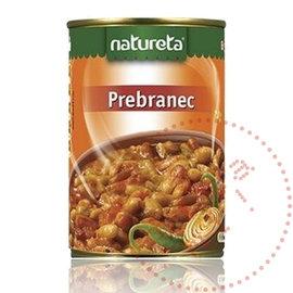 Natureta Natureta Prebranec   Haricots   415G