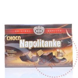 Kras Napolitanke Kekse | Schokoladenwaffeln | 500G