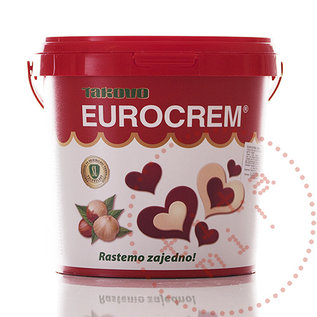 Eurocrem Eurocrem Choco | Tasse | 1000G