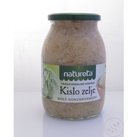 Natureta Kislo Zelje | Zuurkool Natureta | 1000G