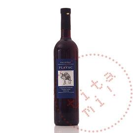 Badel Plavac Wein | Mittel- und Süddalmatien | 2015 oder 2016 0,75 l 12,0%