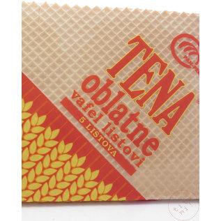 Tena Oblande Tena | Waffelblätter | 200G