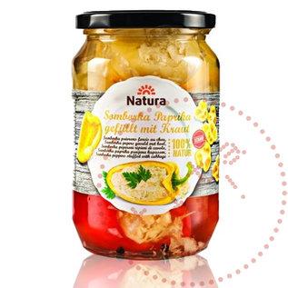 Natura Somborka Paprika with sauerkraut | Natura | 720ML