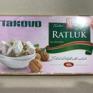 Ratluk Orah |  Turks Fruite Walnooten TAKOVO 450G