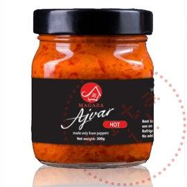 Magaza Ajvar Magaza   Spicy   300G