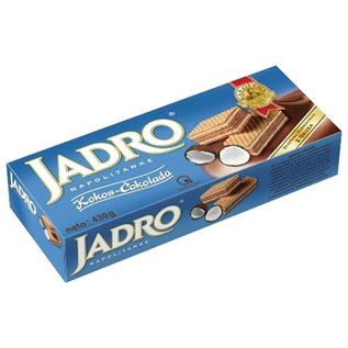 Jadro Jadro Kekse   Kokosnussschokolade   430G