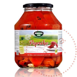 Mezza Grilled Red Peppers | Mezza | 1700ML