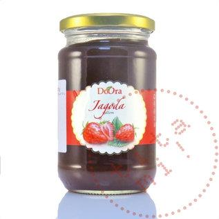 DoOra Erdbeermarmelade | DoOra Jagoda dzem | 420G