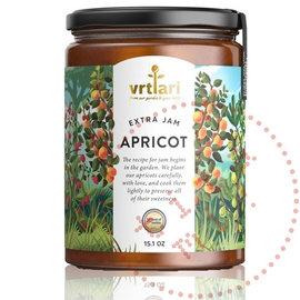 Vrtlari Abrikozen Extra Jam |  430G