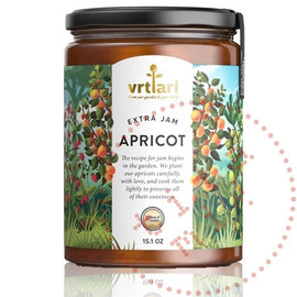 Vrtlari Apricot Extra Jam | 430G
