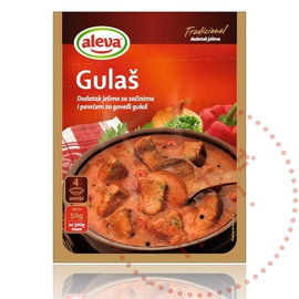 Goulash supplement Aleva | 50G