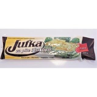 Phyllo dough   Jufka Jami   450G