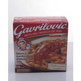 Gavrilovic Gavrilovic Grah S Kobasicom | Bohnen mit Würstchen | 300 G