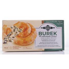Franck Burek mit Spinat | Nana | 560G