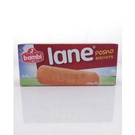 Lane Lane Keks POSNO | Vegan children's cookies | 300g