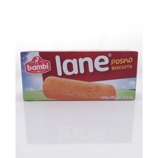 Lane Lane Keks POSNO | Vegan children's cookies | 300g