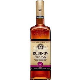 Rubinov Vinjak | Wijndestillaat | 1L 40%